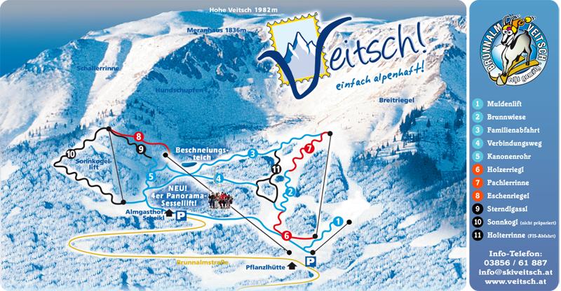 Veitsch - Brunnalm