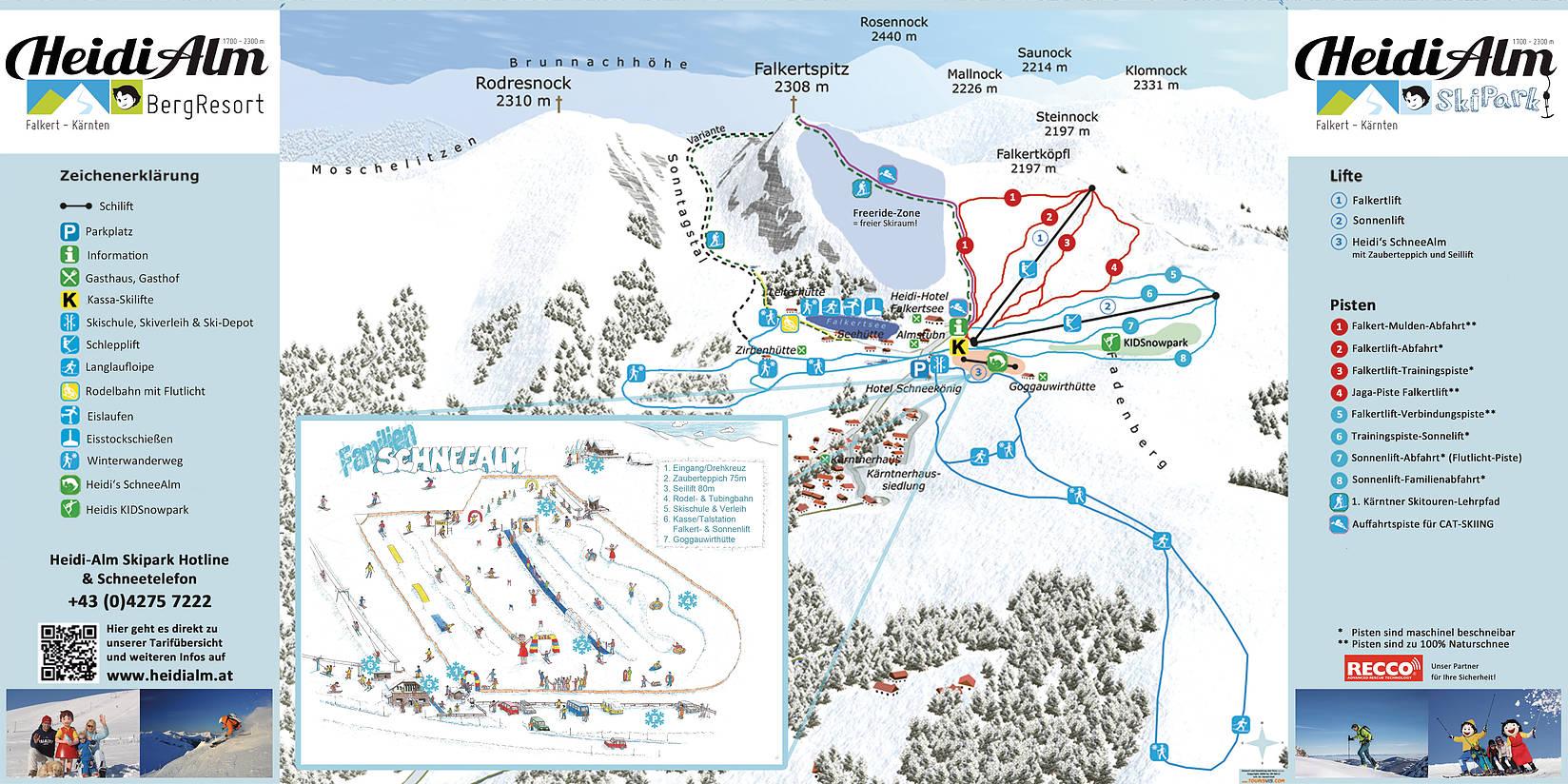 Falkert- Heidi Alm Skipark