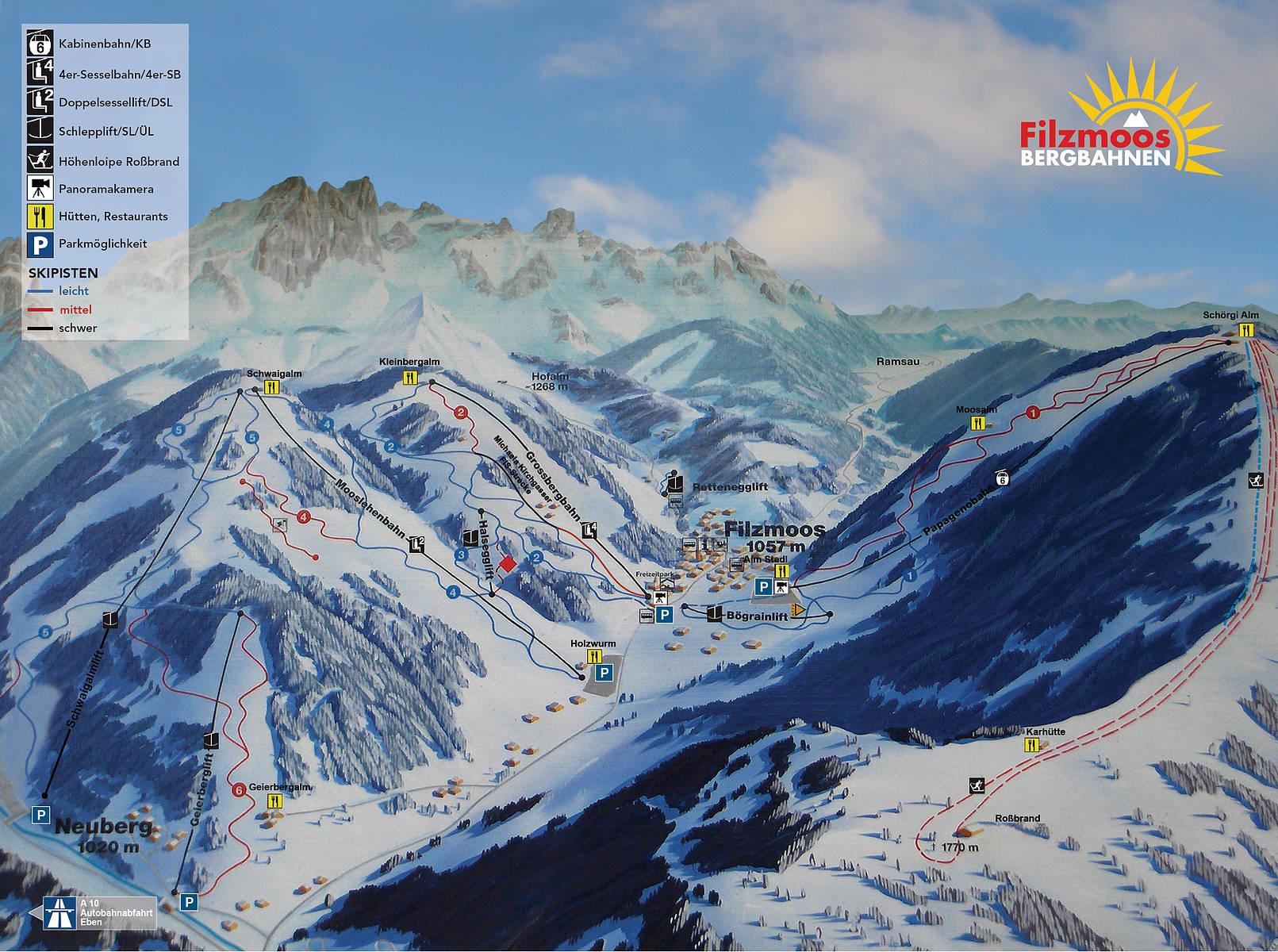 Filzmoos - Ski amade