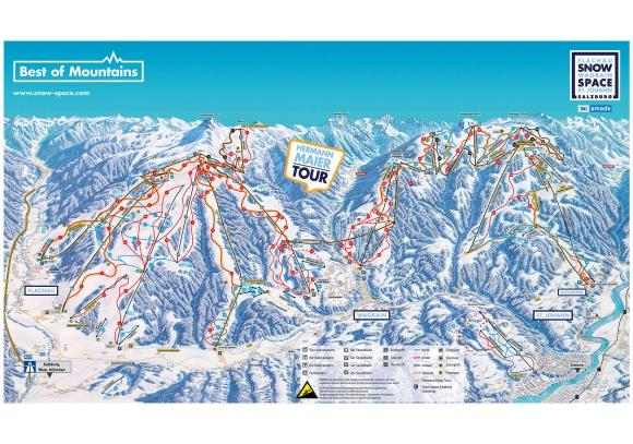Flachau - Ski amade