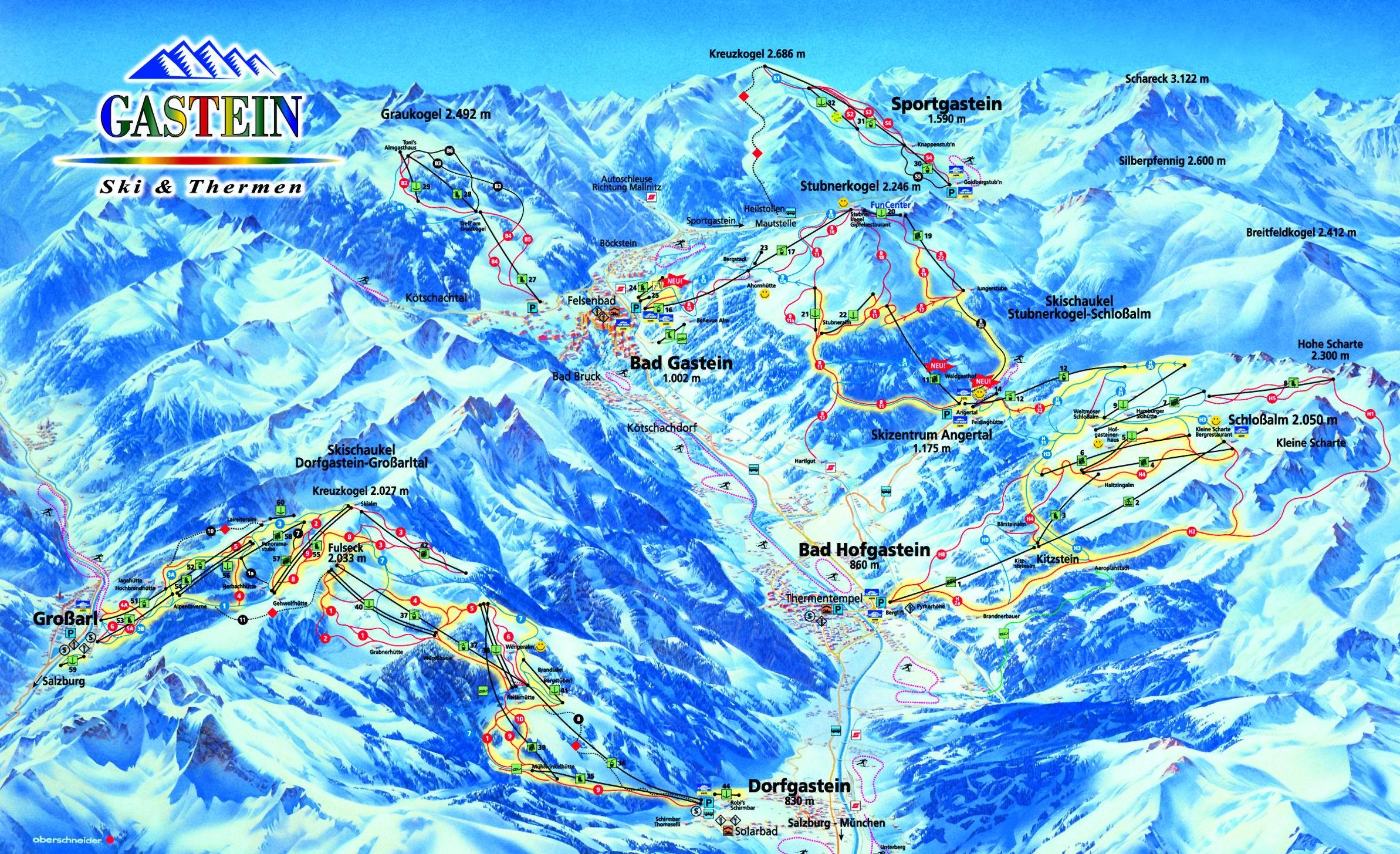 Gastein-völgy
