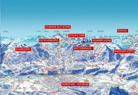 Innsbruck- Nordkette
