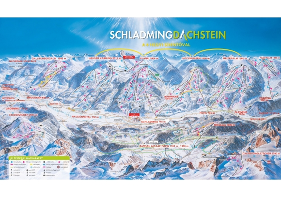 Schladming 4 hegy
