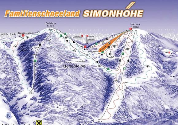 Simonhöhe - Sankt Urban