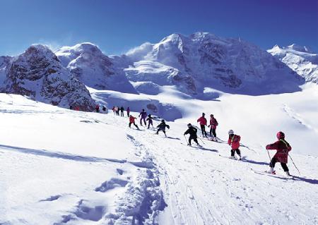 St. Moritz-Corviglia-Marguns