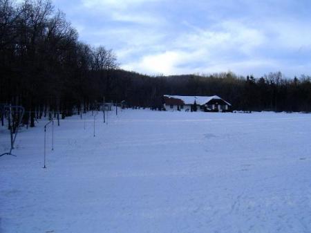 Nagy-Hideghegy - Magas-Tax turista és síközpont