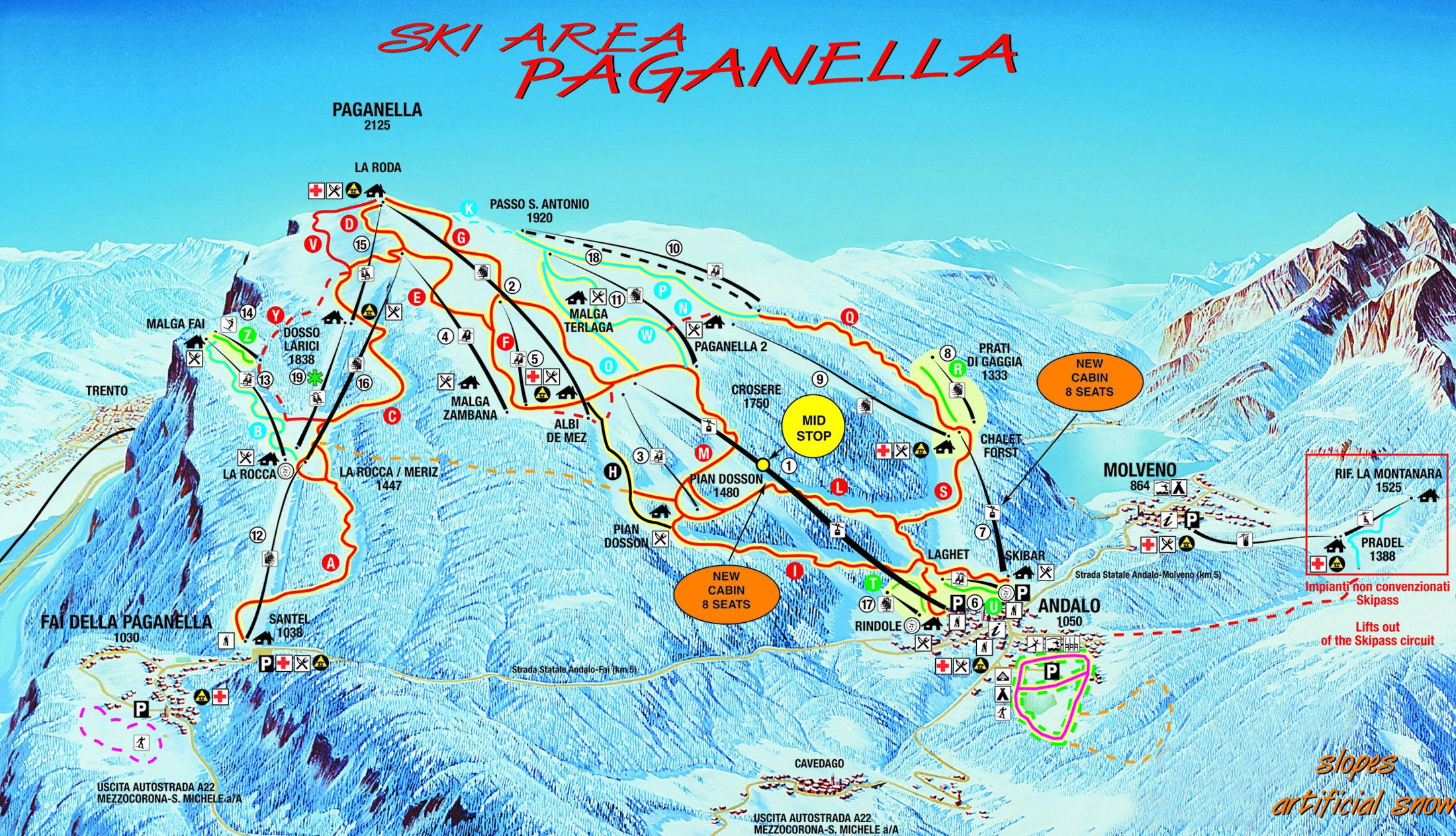 Paganella-Andalo