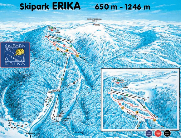 Erika - Kojšovská hoľa