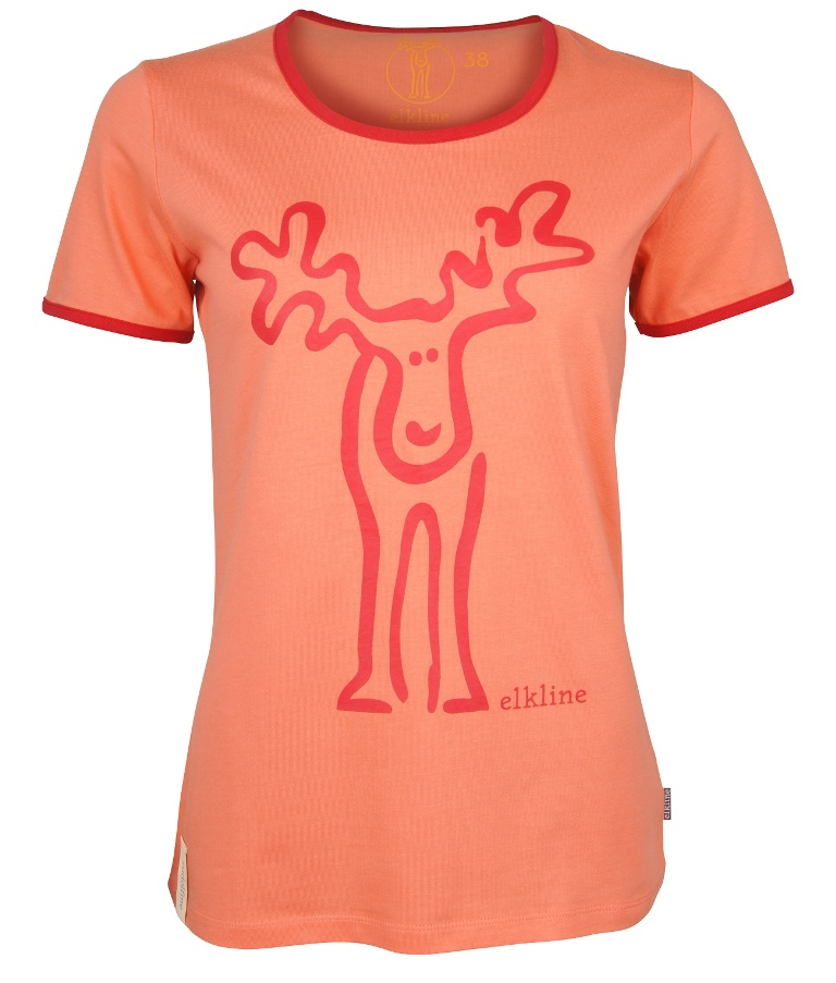 Elkline Rudolfine női póló