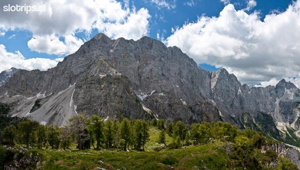 Slemenova Špica a Júliai Alpokban