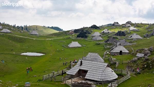 Velika Planina (Rakove Ravni felől)