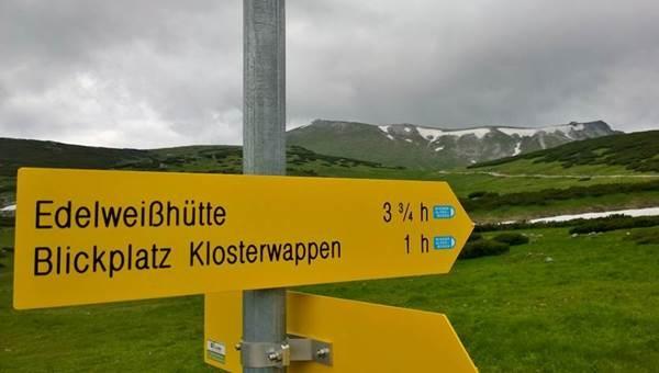 Schneeberg túra