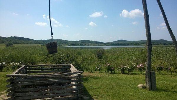 Tihany, Belső-tó körül