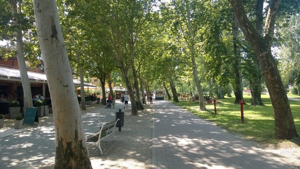 Balatonfüred nagy futókör