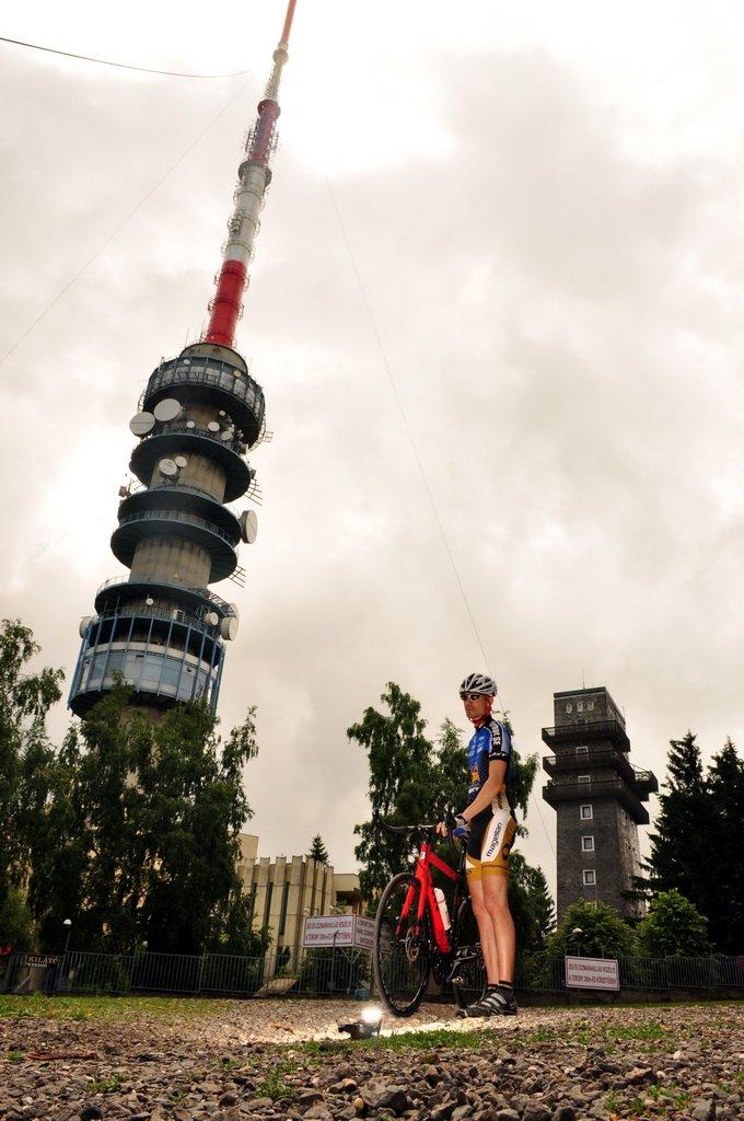 A jelképpé vált torony
