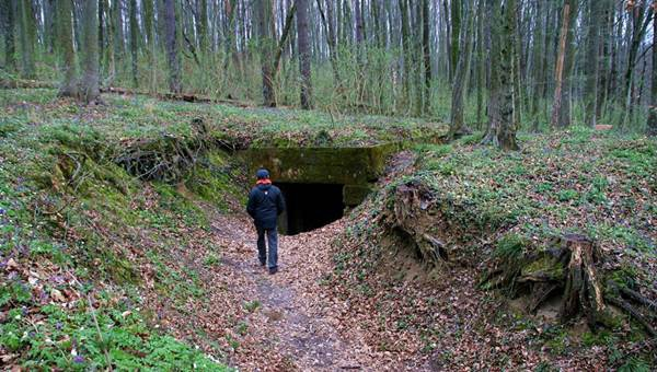 Bunker túra