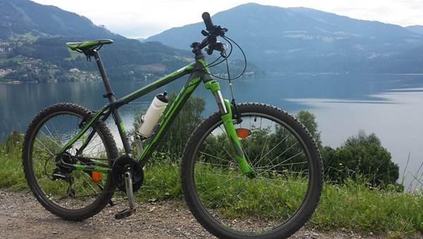 Millstatti-tó kerékpártúra