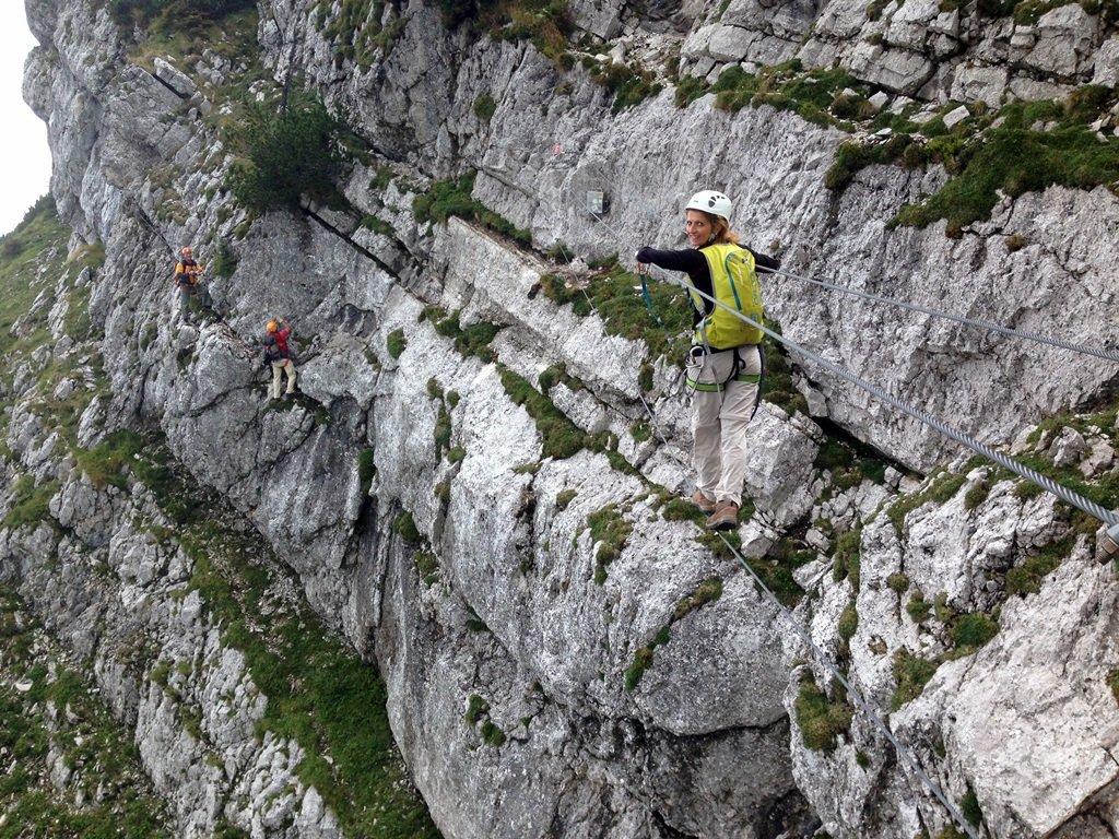 Klettersteig Hochkar