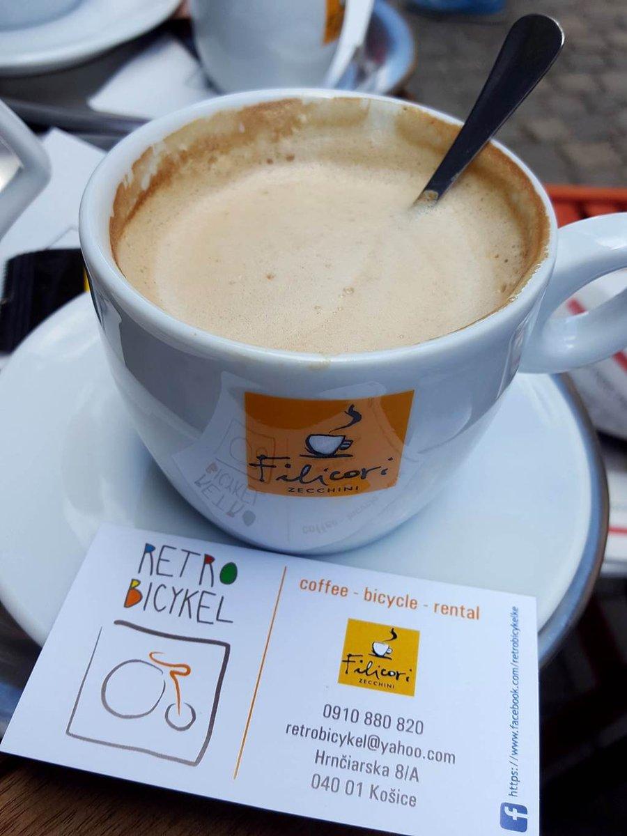 A kerékpárboltban stílusos kávézó is helyet kapott