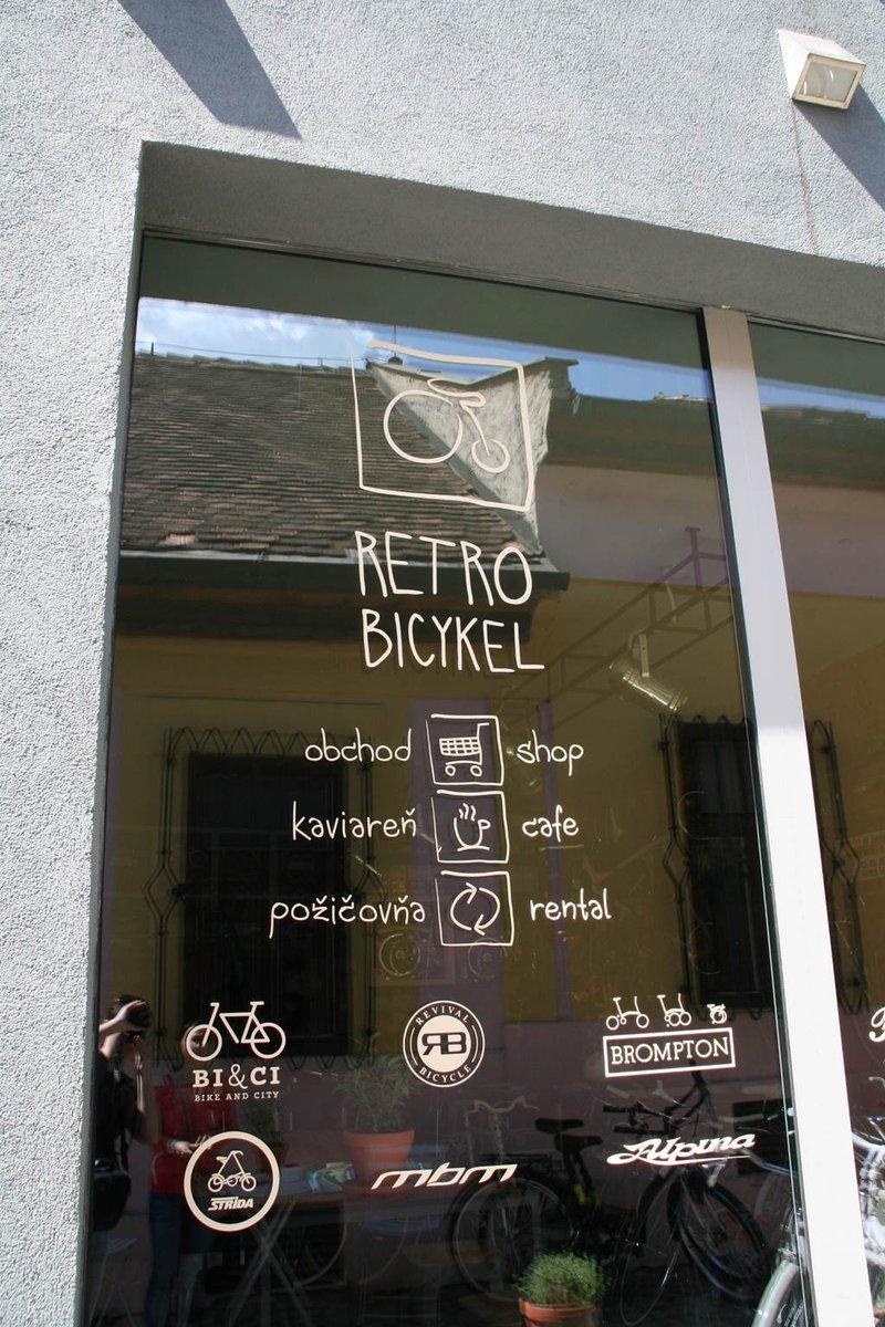 A kerékpárbolt szolgáltatásai