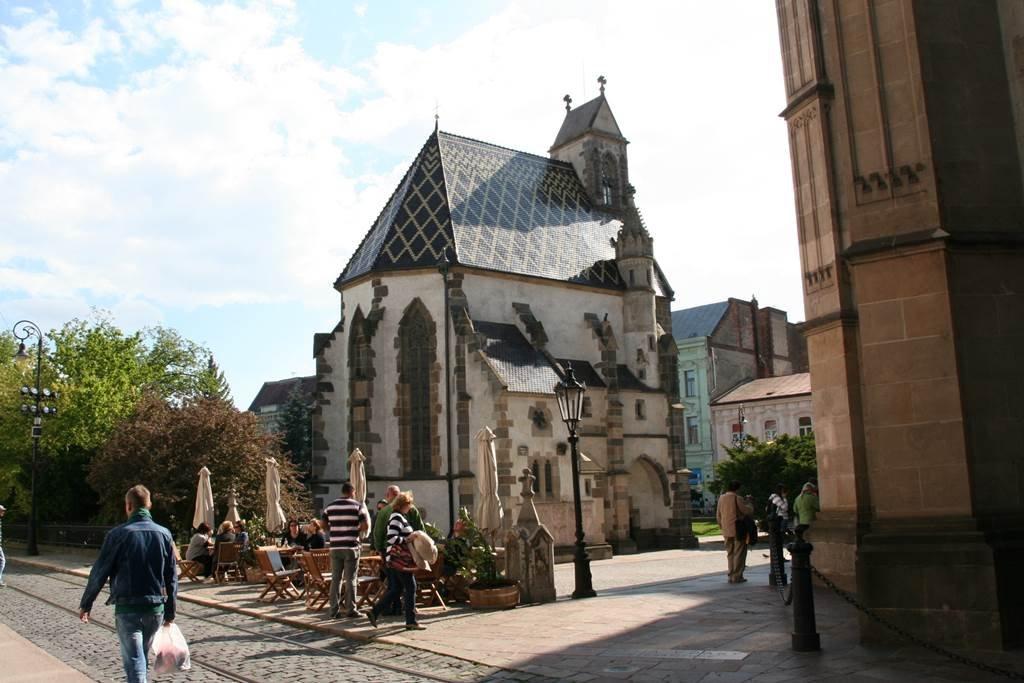 A Szent-Mihály kápolna