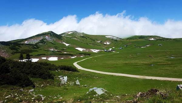 BergZeitReise 6. szakasz: Neuberg an der Mürz - Schneealm