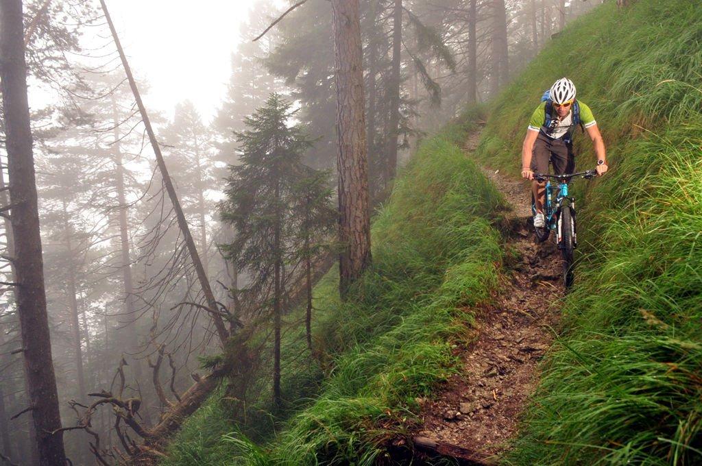 Single-trail Garmisch