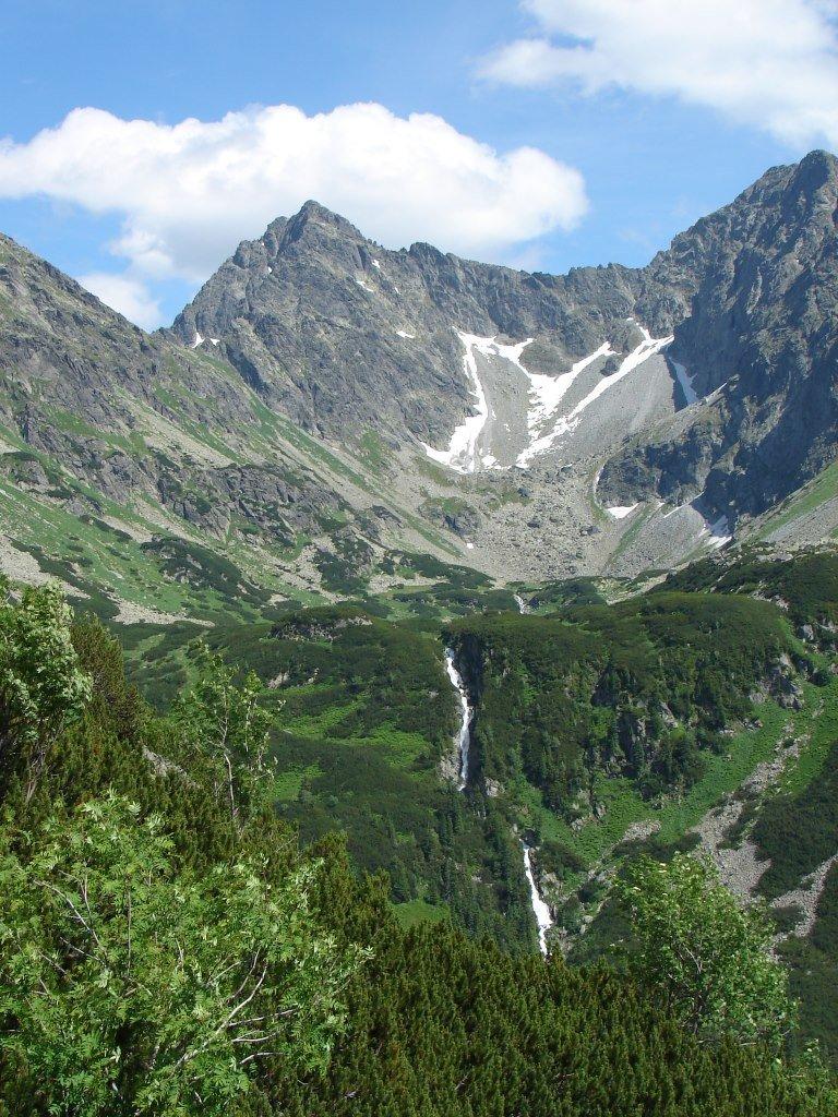 A Három-forrástól a Kapor-völgyön át a Sima-hágóra