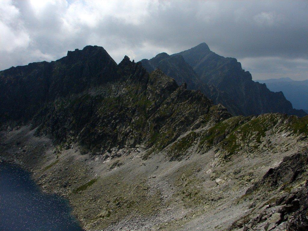 Csorbai-tótól a Furkota-völgyön át a Lorenz-hágóra