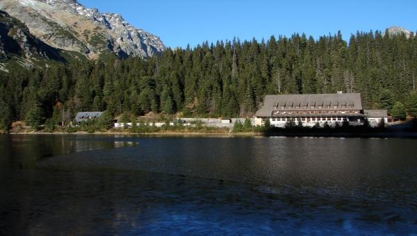 A Csorbai-tótól a Poprádi-tóhoz a