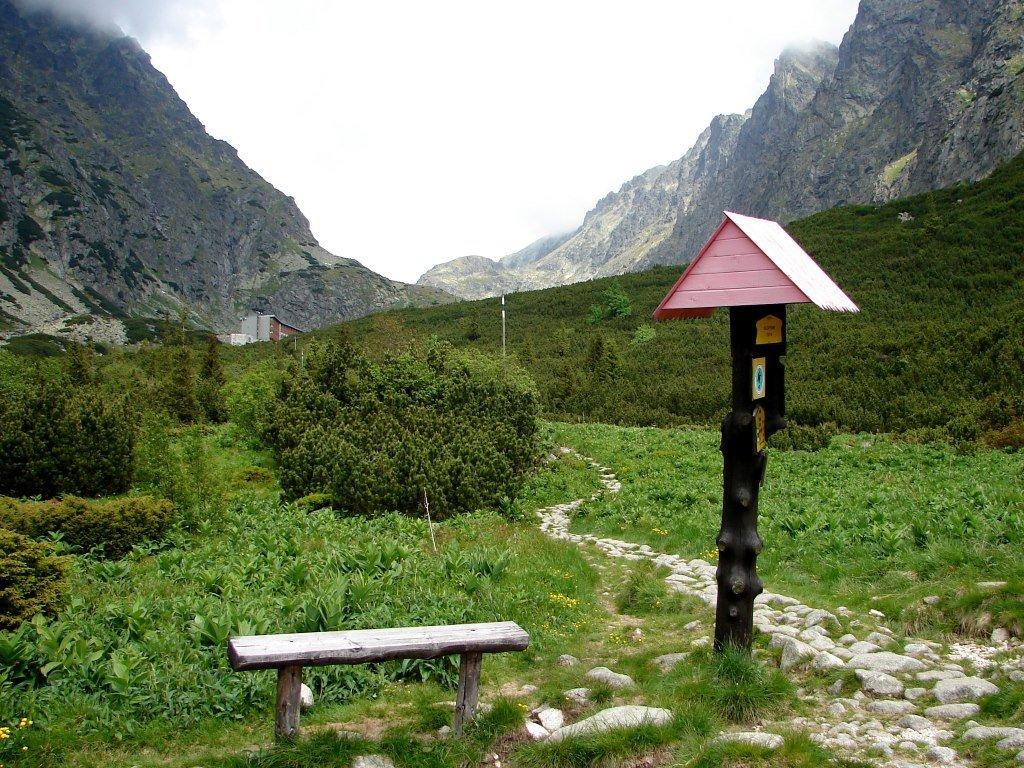 Felsőhágiból a Batizfalvi-tó és a Felkai-tó mellett Tátraszéplakra