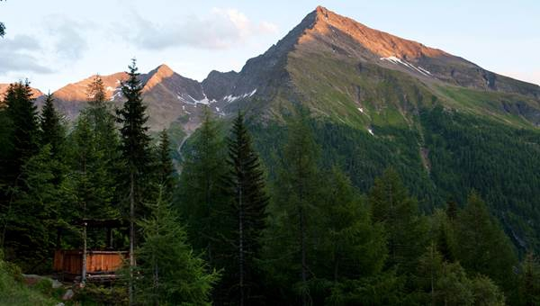 Alpe-Adria-Trail 6. szakasz: Innerfragant - Mallnitz