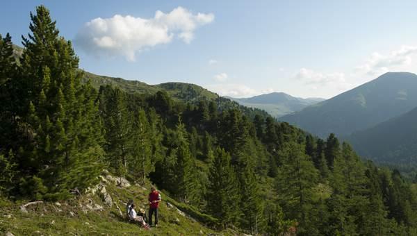 Alpe-Adria-Trail 7. szakasz: Mallnitz - Obervellach