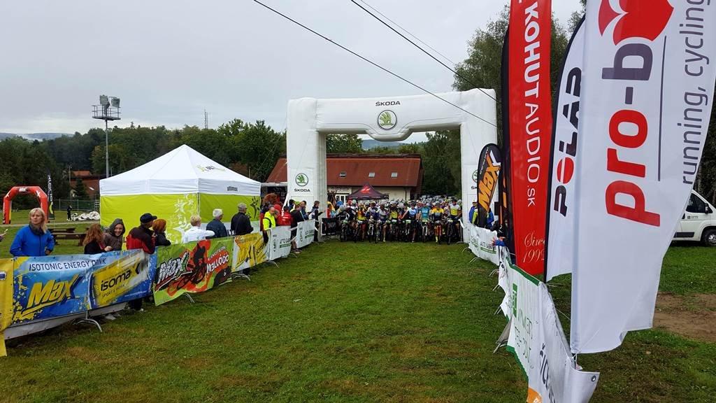 A Kassa MTB singletrack Maraton rajt előtti pillanatai