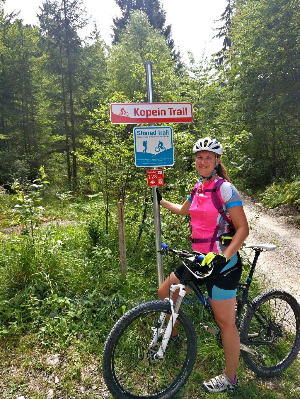 Kopein Trail+ mtb túra