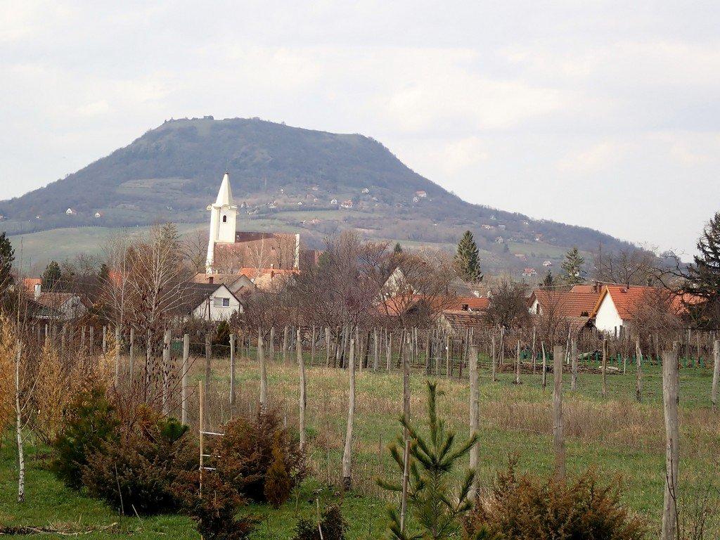 Csobánc-hegy