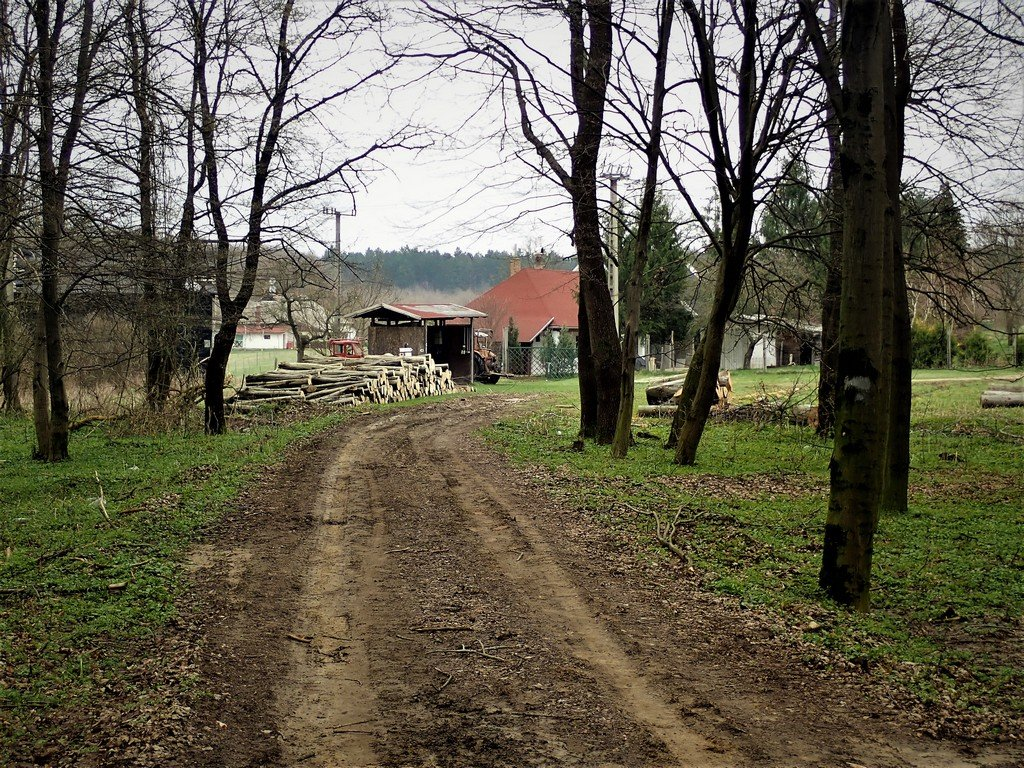 Keresztül a Vértesen Csákberényből Oroszlányig