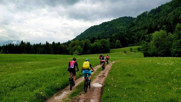 Bled-Jelovica-Száva folyó mtb körtúra