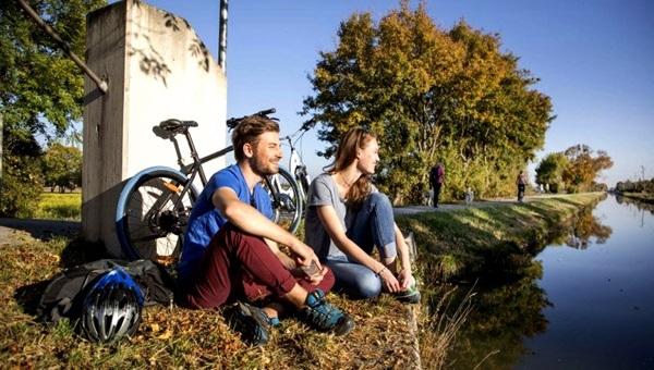 EuroVelo 9 - Termál kerékpárút