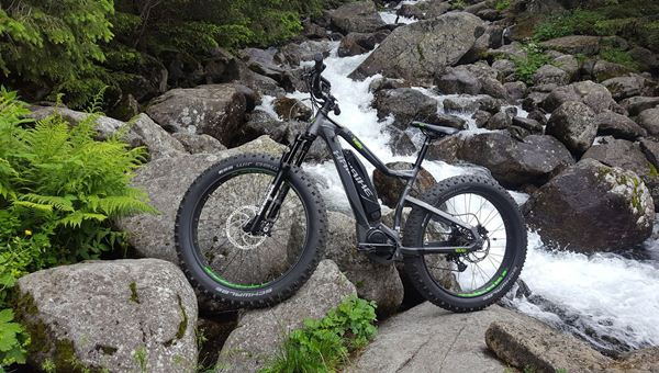 Poprádi-tó e-bike túra