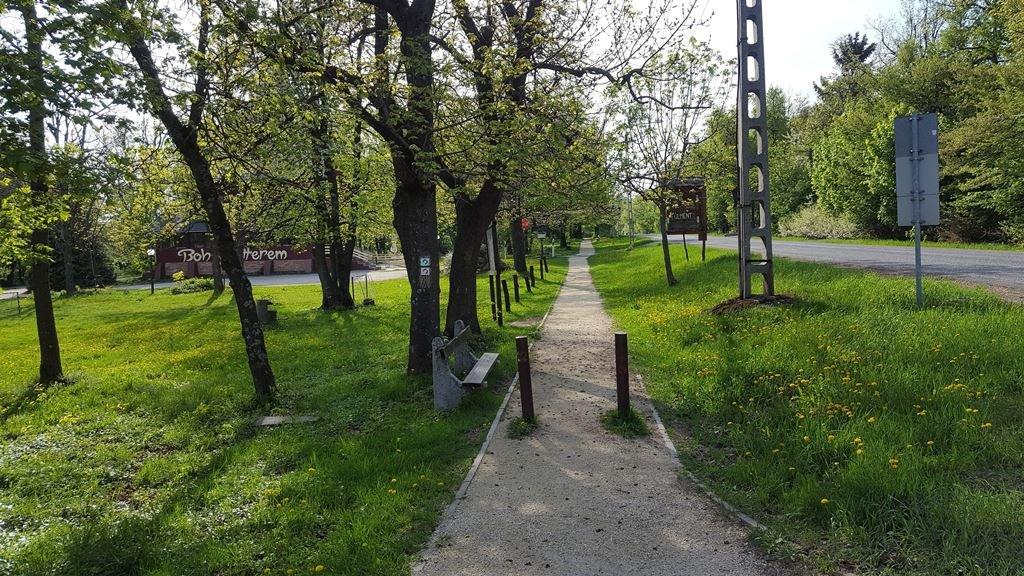 Dobogókő - Zsivány-körút