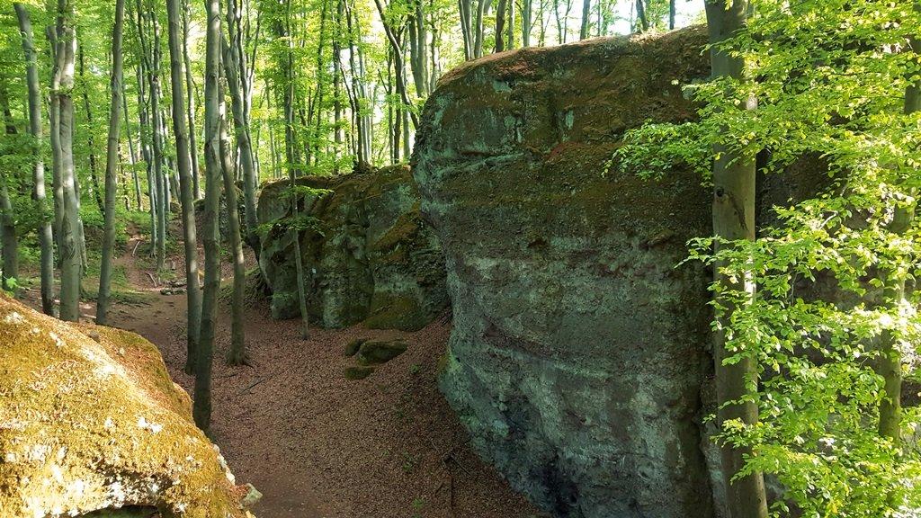 A Zsivány-sziklák