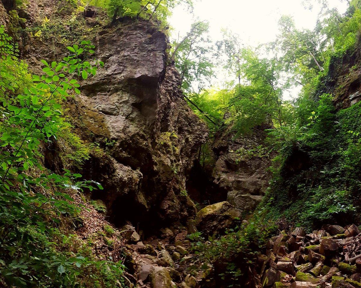 A Rám-szakadékban is látványos sziklaformációkkal találkozunk