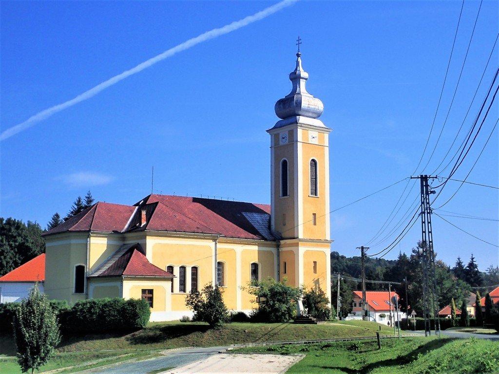 Felsőszölnök templom