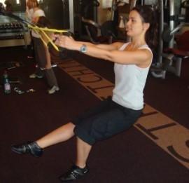 Használd a tested a gépek helyett- TRX edzés