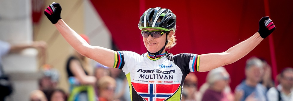 Exkluzív interjú Gunn-Rita Dahle Flesjå-val