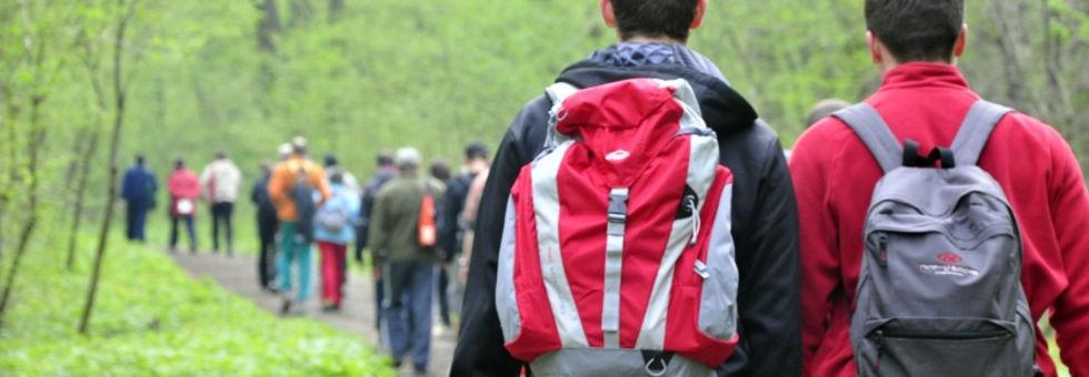 Rekord a Gerecsén: 6733 túrázó