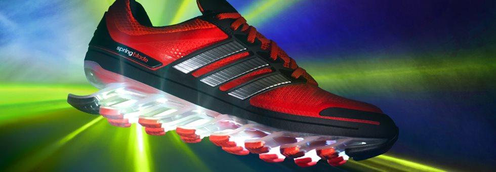 Rugók a talpadon- adidas Springblade