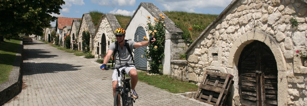 E-bike, Burgenland, Fertő-tó