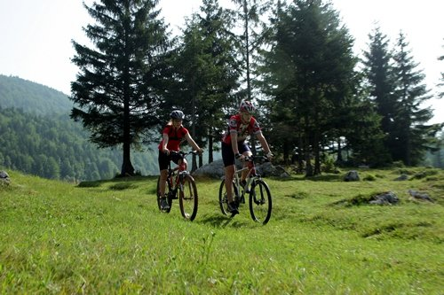 Spa Dobrna mountainbike